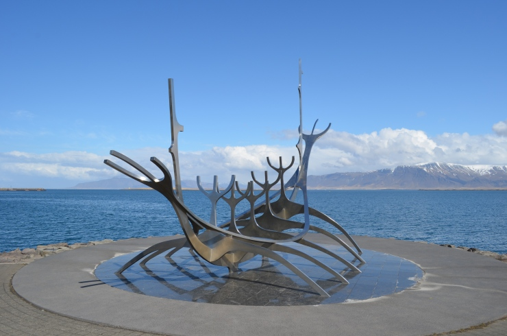 Sun Voyager Monument Iceland