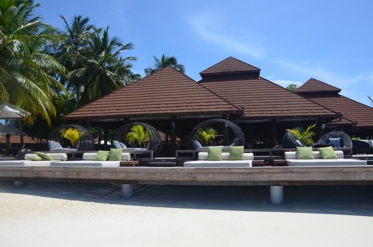 luxury resort Maldives