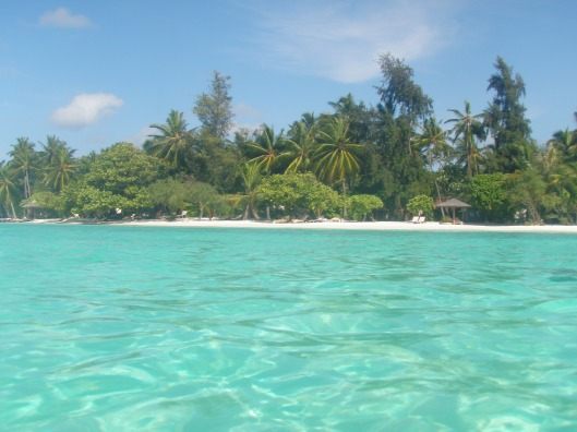 Kurumba Maldives beach