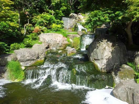 Kyoto zen garden Holland Park