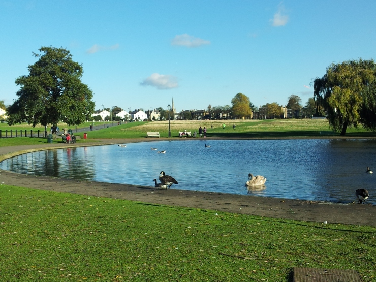 Blog Blackheath Pond London