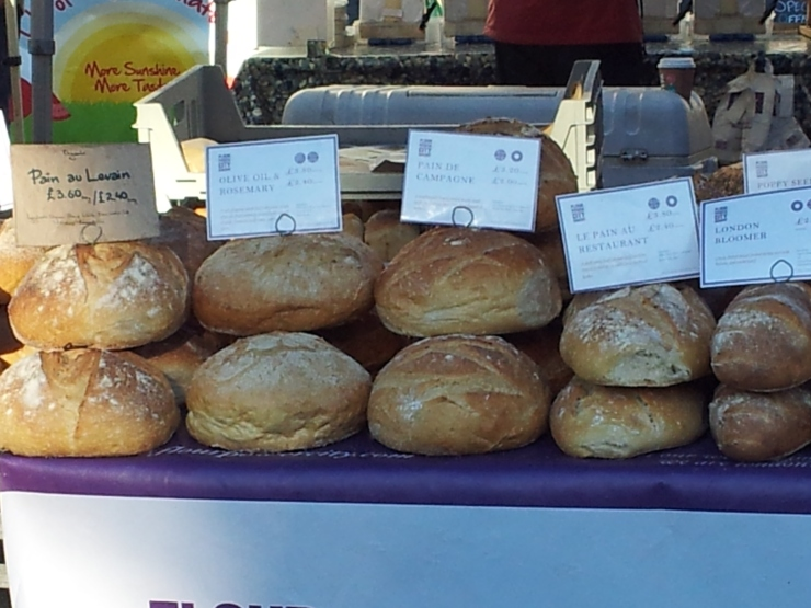 Blackheath Farmers Market Bread