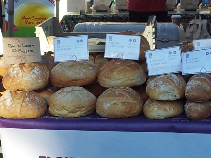 Blackheath Farmers Market Bread