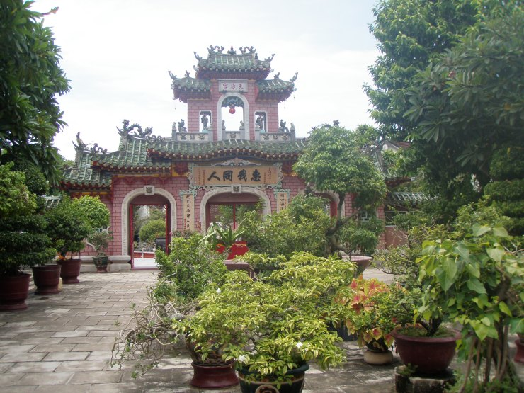 Quan Cong temple Hoi An