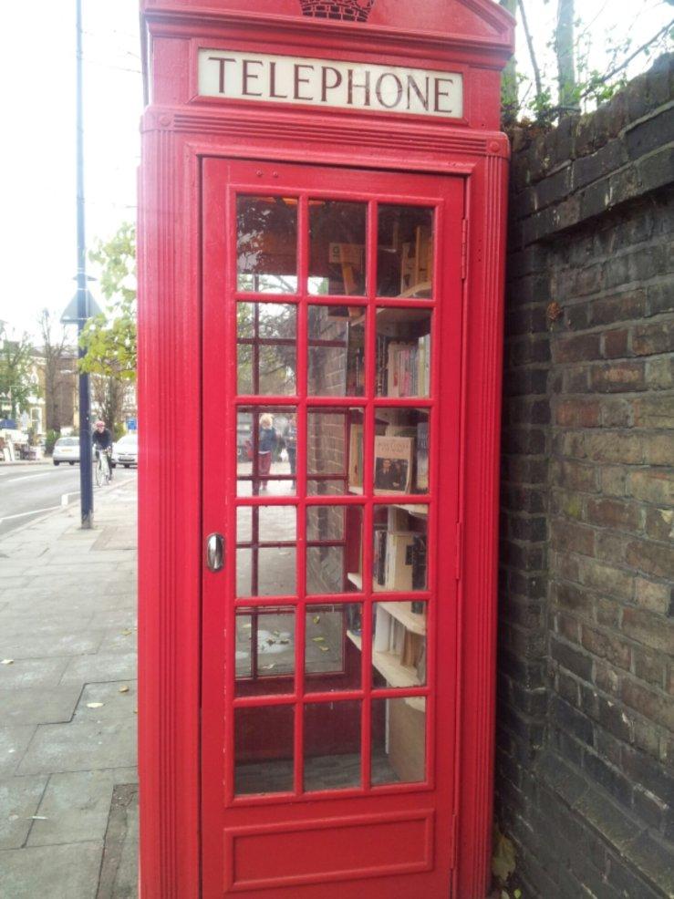 Lewisham micro-library