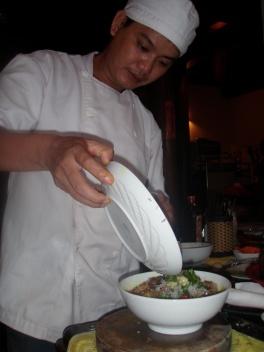 Viet Vic cookery school class Hoi An