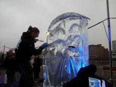 London Ice Sculpture Festival
