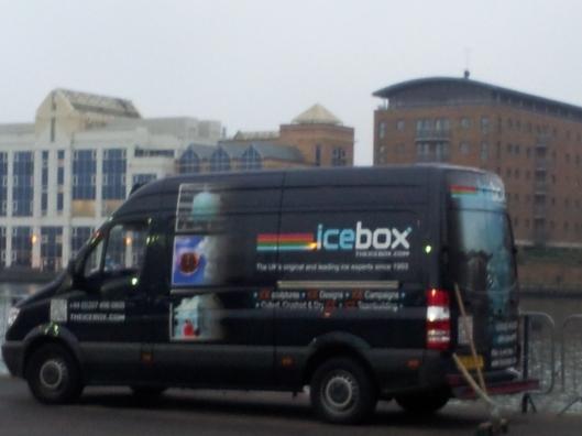 Icebox van