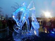 international ice sculpture festivals