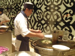 chef buffet luxury resort