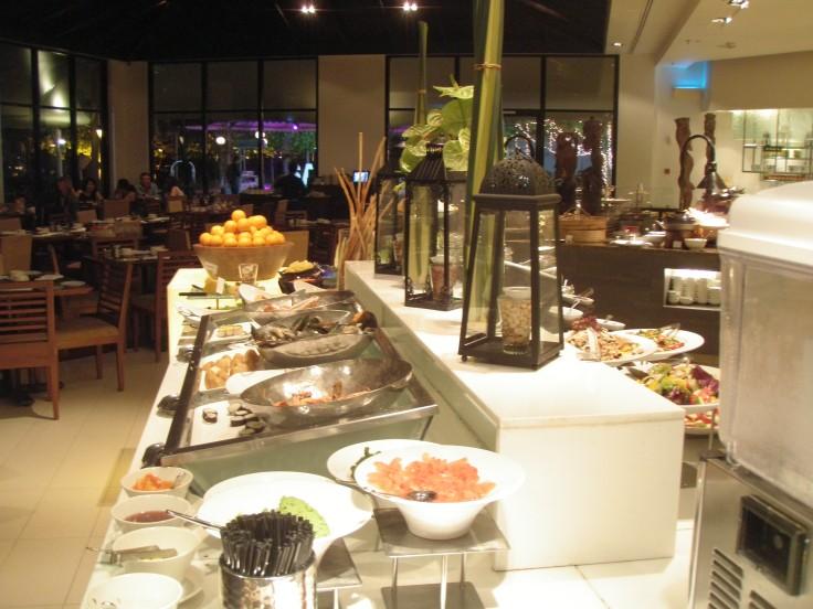 shangri la buffet restaurant