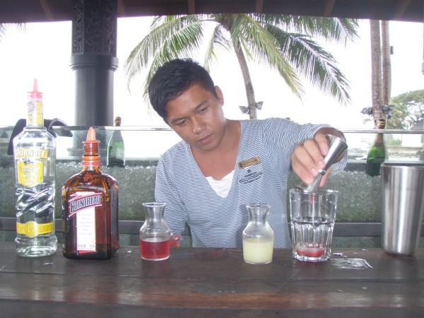 cocktail making class shangri la