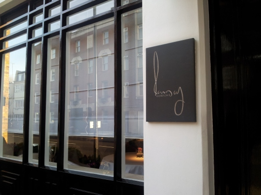 Restaurant Gordon Ramsay London