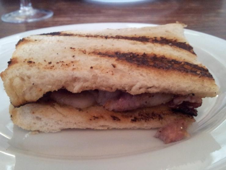 best bacon buttie London