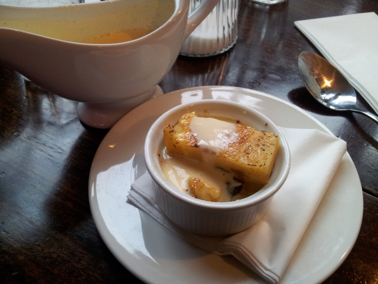 Bread Pudding London