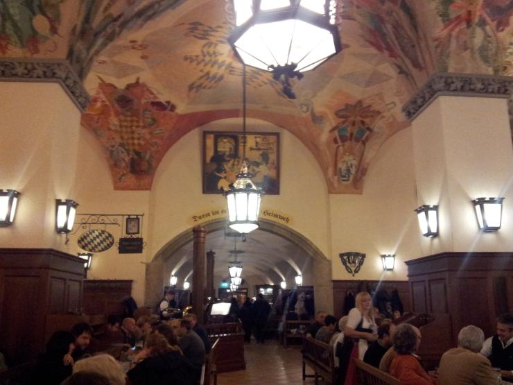German beer house
