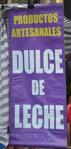 Dulce De Leche banner