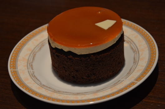 Dulce de Leche cake Smeltering Patisserie Buenos Aires