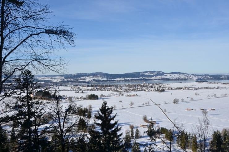 Germany winter snow