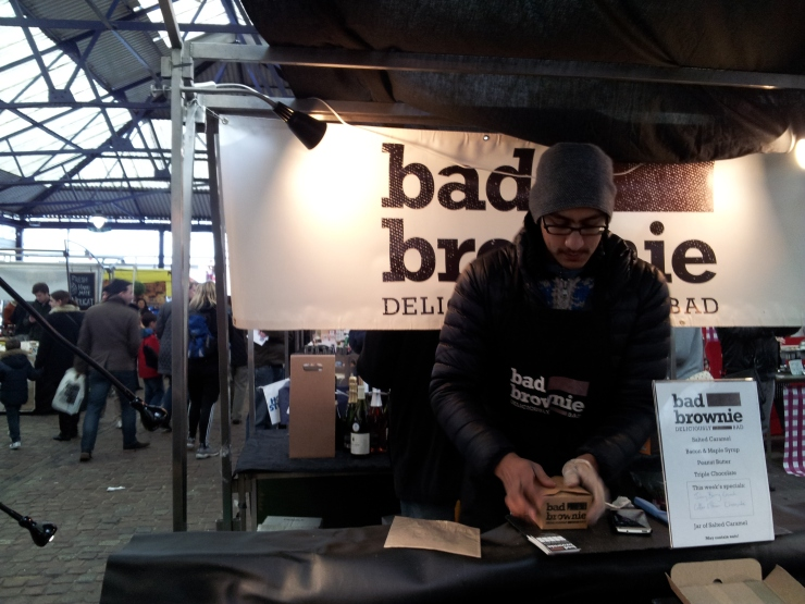 Bad Brownie London Market