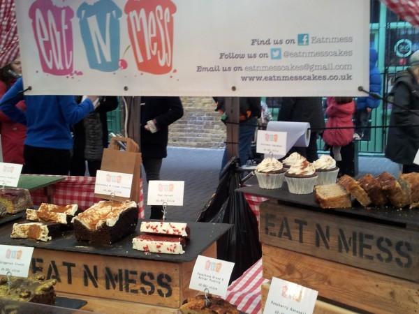Eat N Mess gluten free cake