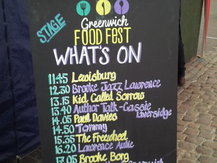 Greenwich Food Fest