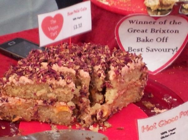 The Vegan Tart Cake