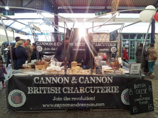 Cannon and Cannon charcuterie