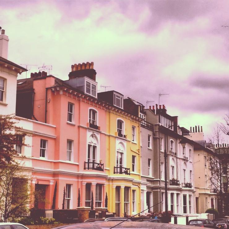 St John's Wood streets