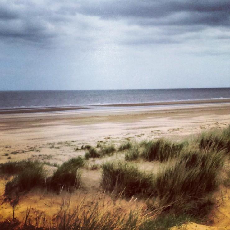 Holkham Bay North Norfolk