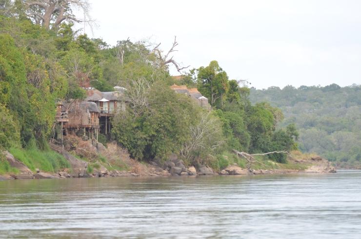 Selous accommodation