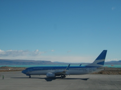 Buenos Aires to Patagonia internal flight