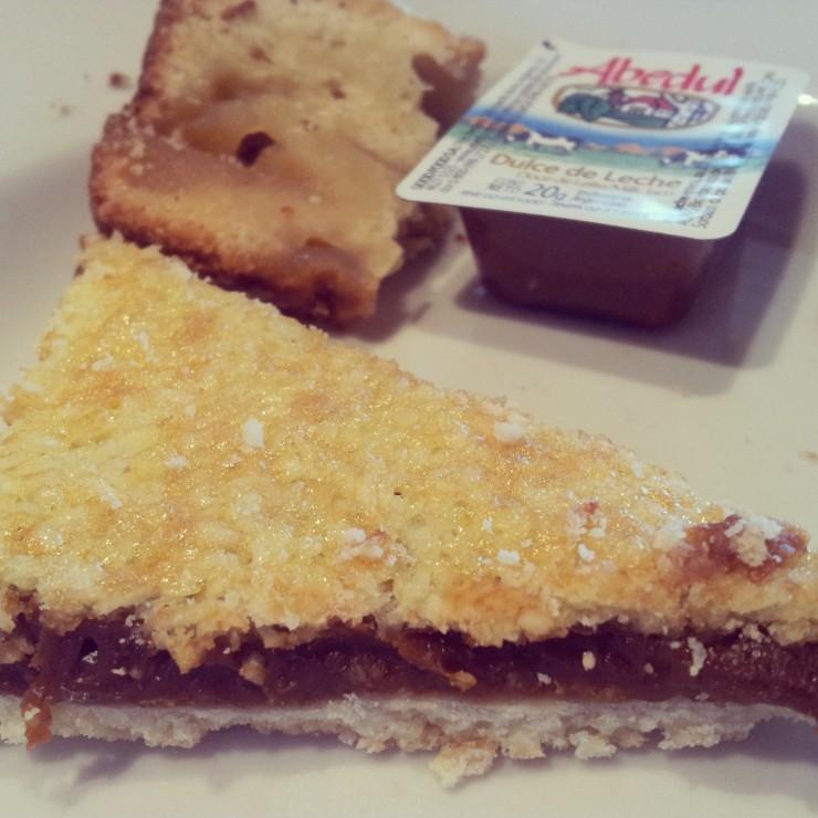 dulce de leche hotel breakfast