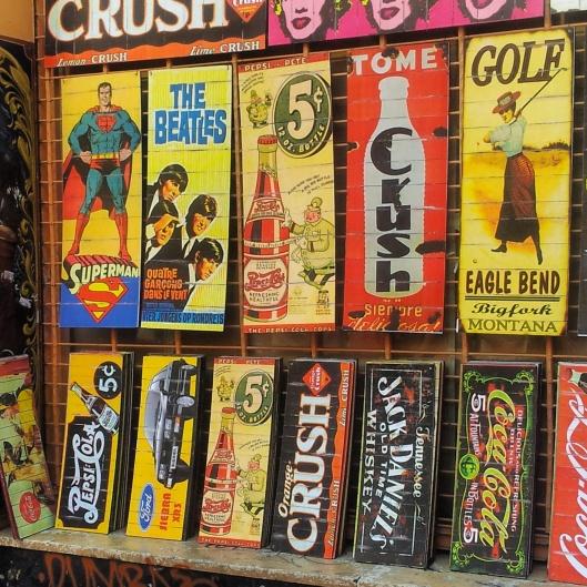 souvenirs San Telmo Buenos Aires