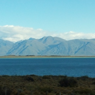 Patagonia mountain scenery