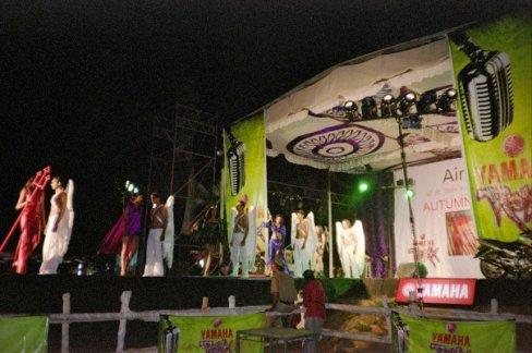 St John's Bangalore fashion show