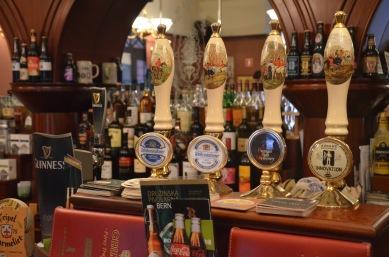 Sir Williams Pub craft beer Human Fish LJubljana