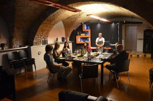 Hedonia wine tasting Ljubljana
