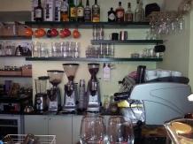 best coffee shop Ljubljana