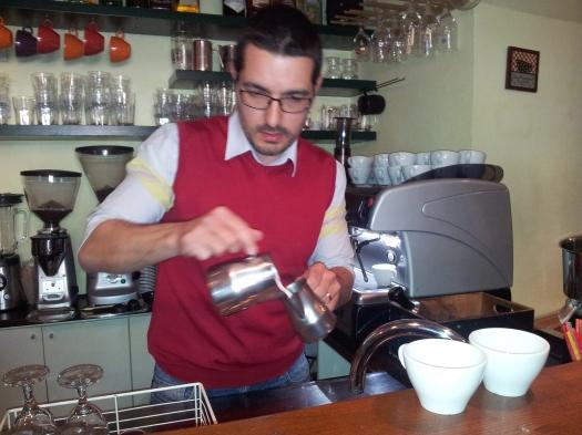 Cafe Cokl Ljubljana