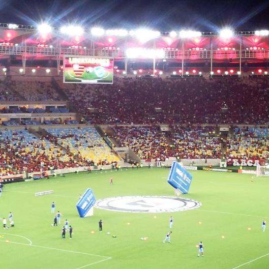 Maracana Stadium Rio Flamengo