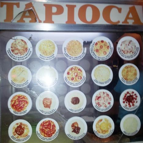 Rio sweetcorn streetfood