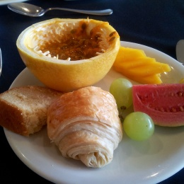 breakfast choice restaurant Porto Bay Rio Hotel