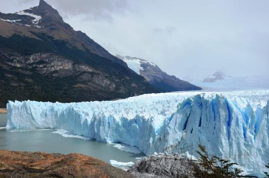 Perito Moreno Glacier Patagonia Argentina