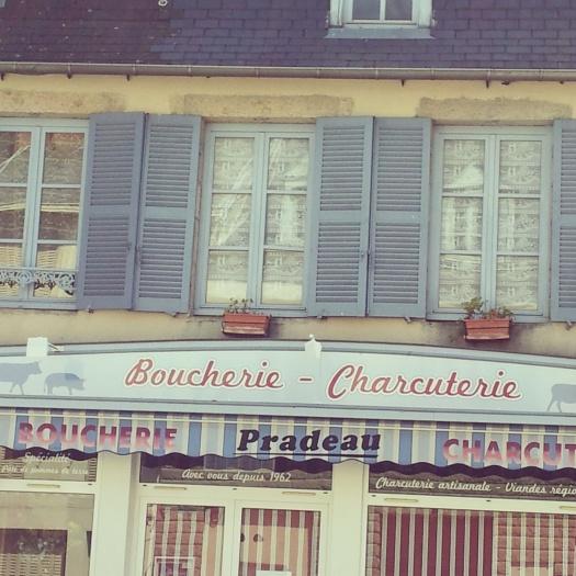 Pradeau boucherie Charcuterie La Limousin