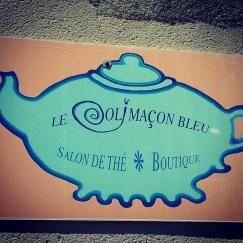 Salon du The tea salon Benevent L'Abbaye