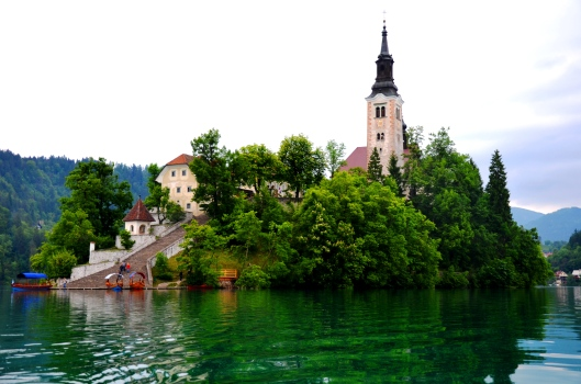 bled island church of assumption