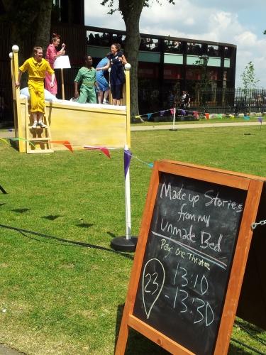 greenwich london festival activity