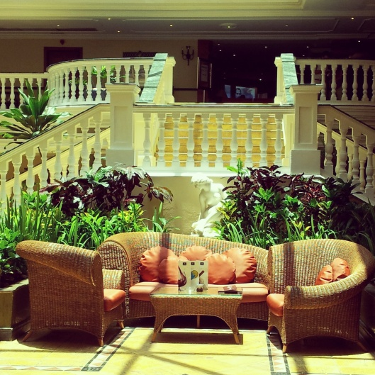 Hotel Parque Centrale Havana Lobby