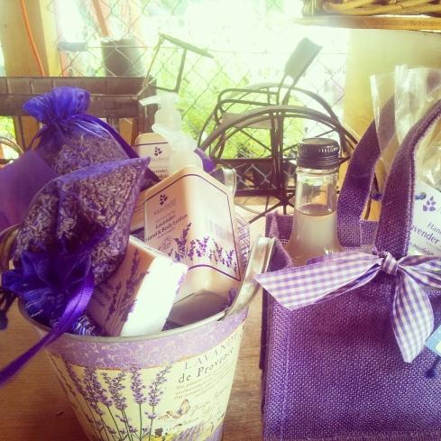 lavender farm oil soap cream souvenir
